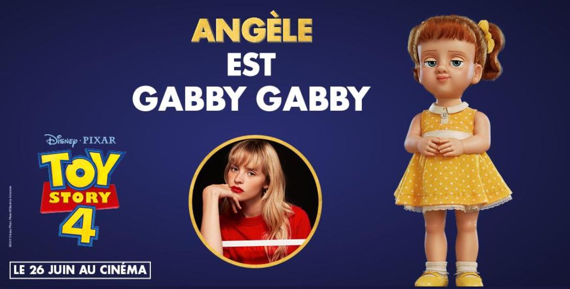 """Résultat de recherche d'images pour """"toy story 4 angele"""""""