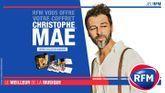 Christophe Maé : Gagnez votre coffret collector de son nouvel album !