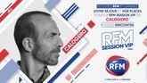 Ecoutez RFM et gagnez votre séjour et vos places pour la RFM Session VIP de Calogero !