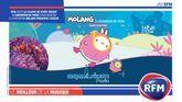 Franciliens, inscrivez la classe de votre enfant à l'exposition « Molang préserve l'Océan » à l'Aquarium de Paris !