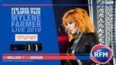 RFM vous offre le super pack Mylène Farmer 2019
