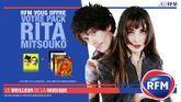 RFM vous offre votre pack Rita Mitsouko