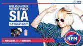 Sia : RFM vous offre votre pack Sia !