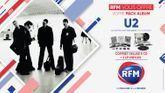 U2: RFM vous offre votre pack album !