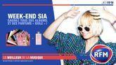 Weekend Spécial Sia : gagnez toute sa discographie et des parfums «Idole»