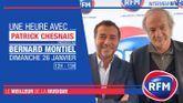 Dimanche 26 janvier: Patrick Chesnais est l'invité de Bernard Montiel
