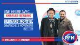 Dimanche 3 novembre : Charles Berling est l'invité de Bernard Montiel