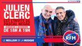 Dimanche 3 novembre : Julien Clerc est l'invité de Pascal Nègre