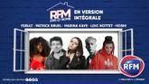 RFM Live @ Home : découvrez l'intégrale de la première semaine