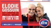 Samedi 18 janvier : Elodie Gossuin est l'invitée de Pascal Nègre