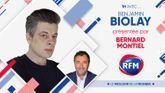 Samedi 19 septembre : Benjamin Biolay est l'invité de Bernard Montiel