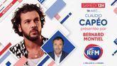 Samedi 9 octobre : Claudio Capeo sera l'invité de Bernard Montiel !