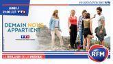 Demain nous appartient : prime exceptionnel diffusé le lundi 10 juin sur TF1 en association avec RFM !