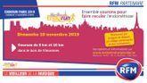 RFM Partenaire de l'Endorun Paris 2019