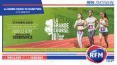 RFM partenaire de La Grande Course du Grand Paris