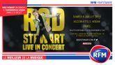RFM partenaire du concert de Rod Stewart le 6 juillet 2019 à l'AccorHotels Arena de Paris !