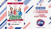 RFM partenaire du spectacle «Ados» !