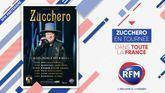 Zucchero : découvrez les nouvelles dates de sa tournée en partenariat avec RFM !