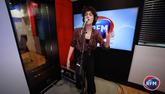 Barbara Pravi interprète «Voilà» en direct des studios RFM !