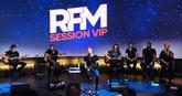 Sting : Découvrez son concert en session VIP pour RFM !
