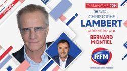 Dimanche 20 septembre: Christophe Lambert est l'invité de Bernard Montiel