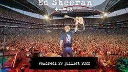 Ed Sheeran annonce une date au Stade de France le 29 juillet 2022 !