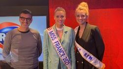 Miss France 2021 : 1ère interview radio sur RFM !