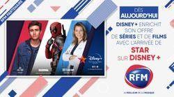 Mardi 23 février 2021: Disney+ enrichit son offre de séries et de films grâce à Star, le nouveau monde lancé sur la plateforme.