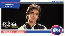 RFM Partenaire de l'émission « Jean-Jacques Goldman de l'interieur »