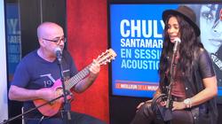 Chuly Santamaria: découvrez son titre «Cubana» et sa reprise de «Je m'en vais» de Vianney en live !