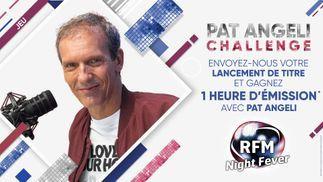 Pat Angeli Challenge: Envoyez nous votre lancement et gagnez 1h d'émission avec Pat Angeli !