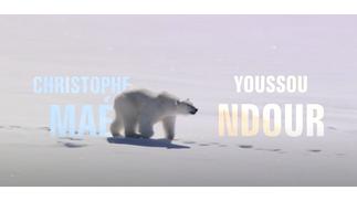 Christophe Maé: découvrez son nouveau single, «L'ours», en duo avec Youssou Ndour !