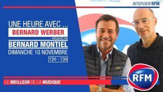 Dimanche 10 novembre : Bernard Werber est l'invité de Bernard Montiel