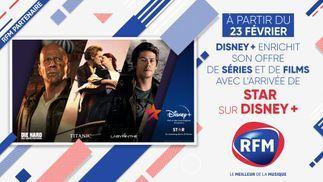 Disney+ : A partir du 23 février, Disney+ enrichit son offre de séries et de films avec l'arrivée de «STAR»