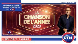 RFM PARTENAIRE DE «LA CHANSON DE L'ANNEE» SUR TF1