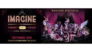 RFM partenaire du Cirque Imagine !
