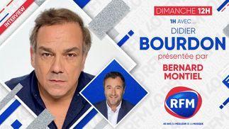 Découvrez l'interview de Didier Bourdon au micro de Bernard Montiel