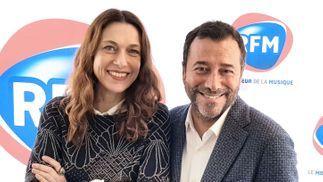 Découvrez l'interview de Natacha Lindinger au micro de Bernard Montiel