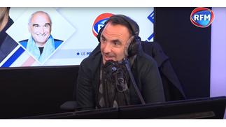 Découvrez l'interview de Nikos Aliagas au micro de Pascal Nègre !
