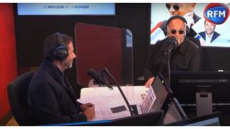 Découvrez l'interview de Pascal Obispo au micro de Bernard Montiel