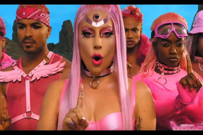 Vendredi 28 février découvrez le nouveau single de Lady Gaga sur Rfm !